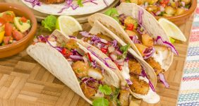 Fish Taco in San Diego – Shutterstock