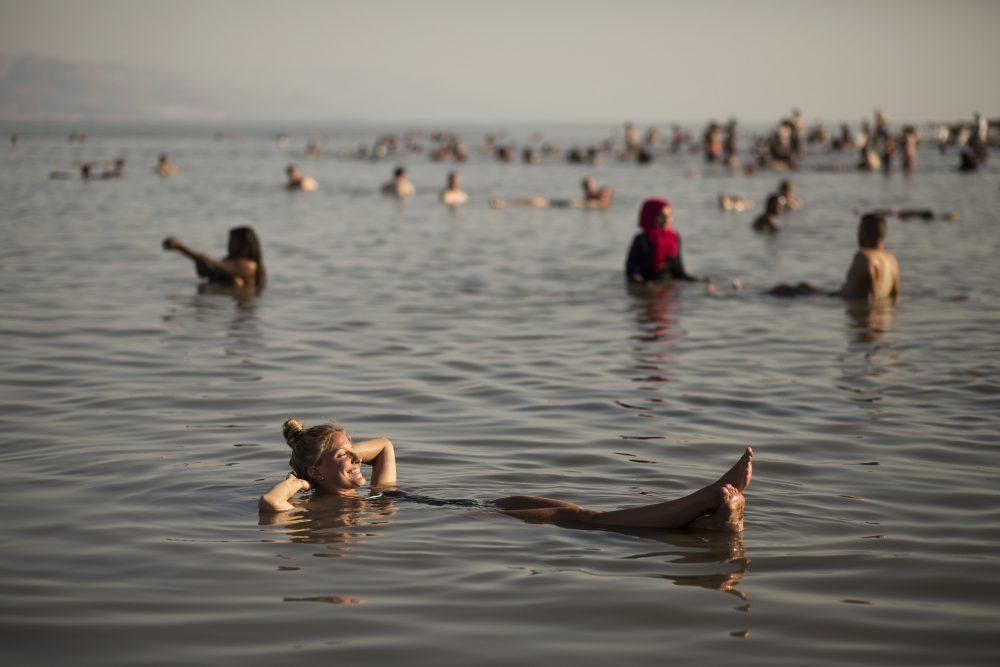 Bathing in the Dead Sea is one of the oddest ways to relax – Rachel Jones Israel
