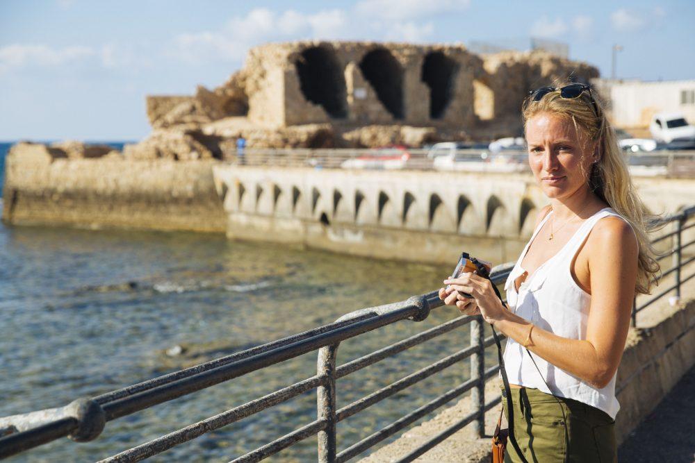 The city of Akko offers amazing views and fantastic seafood – Rachel Jones Israel