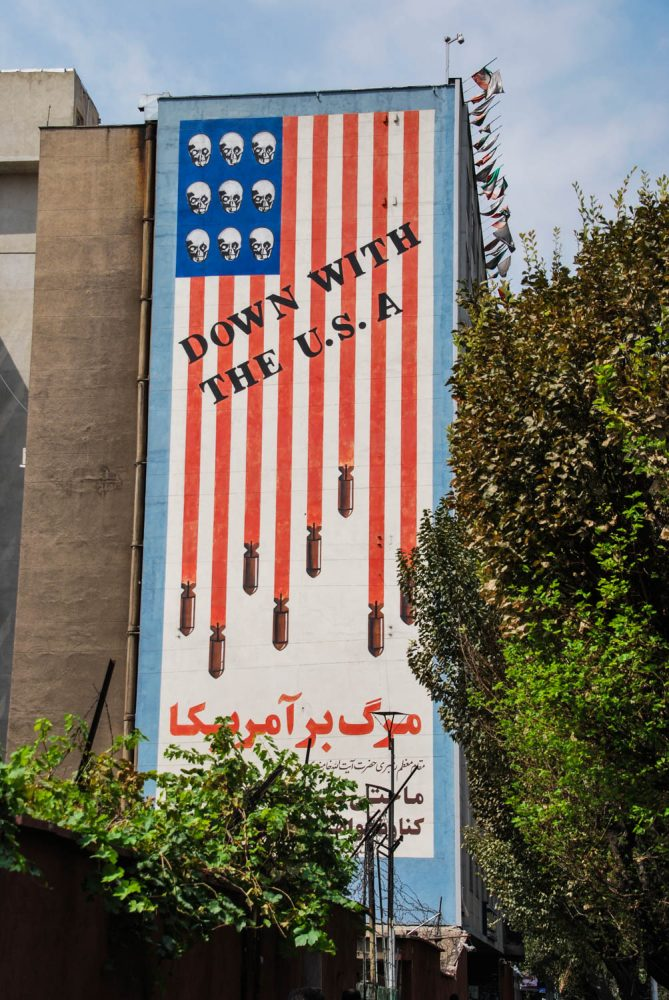 Iran's relations with the USA are never easy – Tommy Nilsson