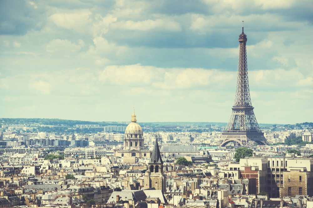 A foul-up by the airline meant Lucie Bahetoukilae failed to land in Paris – Shutterstock foul-ups