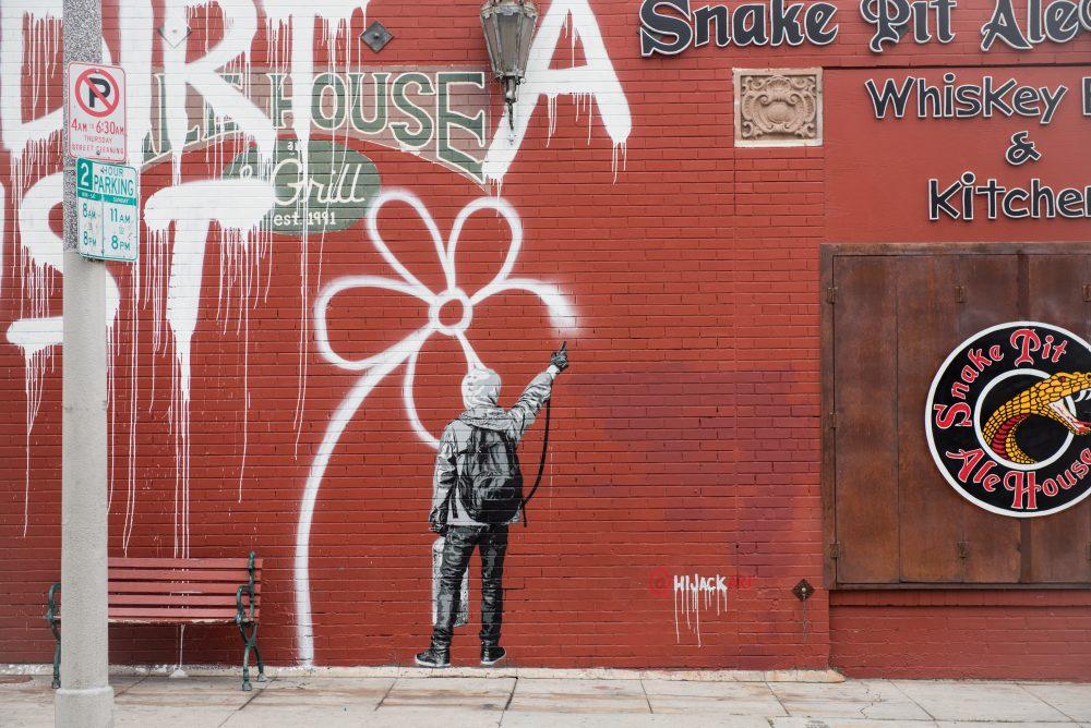The Arts District is full of fantastic street art – Kit Leong / Shutterstock Los Angeles