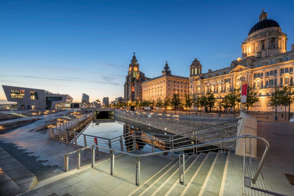Homeward Bound was written in Liverpool – Shutterstock musical