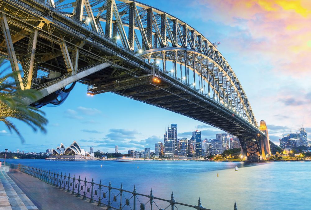 Raoul Christian and Emma Nunn hoped to land Sydney, Australia – Shutterstock foul-ups