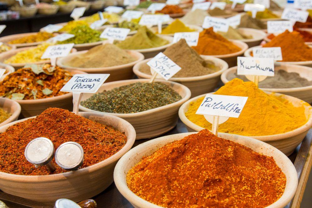 A spice market in Jerusalem – Shutterstock Israel