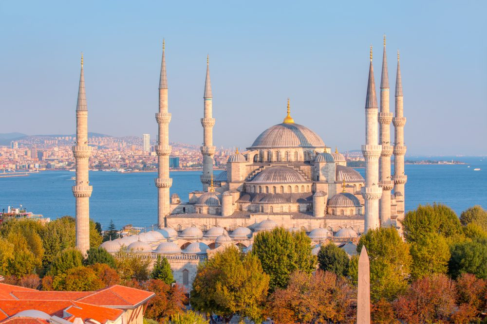 Istanbul (Not Constantinople) was esoterically inspired by the Ottoman invasion of the city – Shutterstock musical