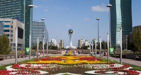 The Bayterek in Astana – Anton Akhmatov / Shutterstock