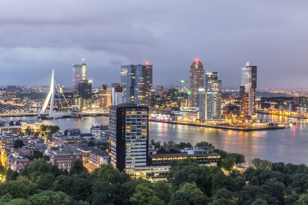 Every area of Rotterdam has its own character – Iurii Buriak / Shutterstock Europe