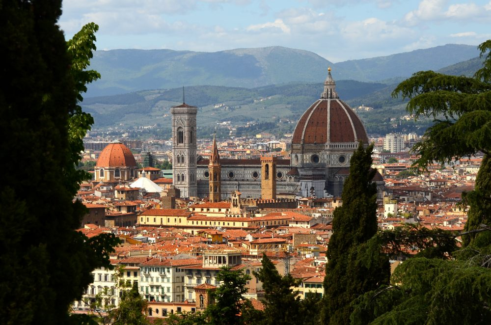 The Duomo in Florence is one of the most impressive Renaissance buildings – Shutterstock Europe