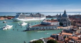 Venice will charge tourists for access – Shutterstock