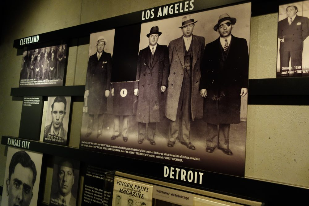 The Mob Museum is ironically located in the city's former federal courthouse- kennejima / Flickr Las Vegas