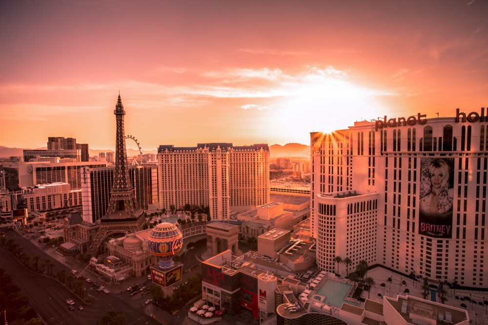 Unique cityscapes and bizarre projects will make you say #WhatOnEarth constantly - littleny / Shutterstock Las Vegas