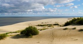 The dunes of Curonian Spit - Shutterstock