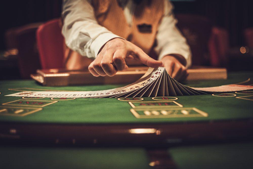 Loosing some money to the 'Gamblor' is inevitable - Shutterstock Las Vegas