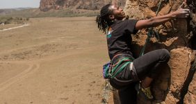kenya climbing hell's Gate