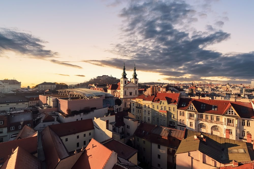 The student city of Brno makes for a lovely place to get a pint in the city centre for almost no money - Shutterstock