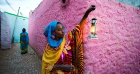 The number one on the list, Hara in Ethiopia, has an old town which is a maze of alleys lined with colourful walls — David Kirkland/NATIONAL GEOGRAPHIC TRAVEL's Best Trips 2018