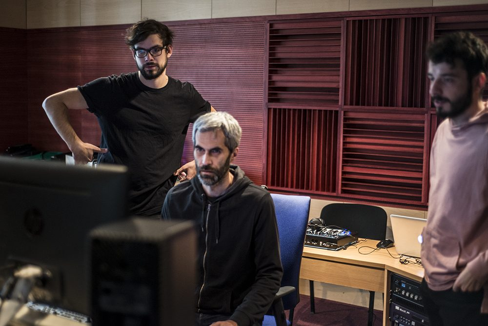 """""""I think what I'm giving to the music is what I feel and what I know,"""" David says as they are currently making the final changes on their second album — Himalayan Dalai Lama staff"""
