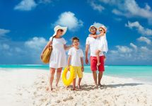 Family holiday – Shutterstock