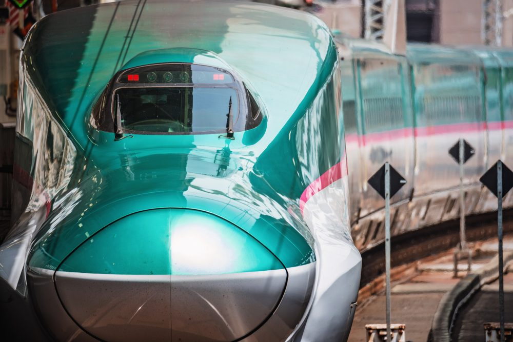 There are no train delays in Japan – mTaira / Shutterstock national facts