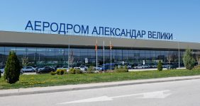 Macedonia has offered to rename Skopje airport – Iryna Liveoak / Shutterstock Macedonia Greece Skopje airport feud