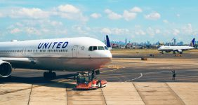 United Airlines saves $290,000 per year by using lighter paper for their in-flight magazine —Pixabay
