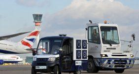 Driverless cars have been trailed at Heathrow airport – Oxbotica Heathrow driverless autonomous