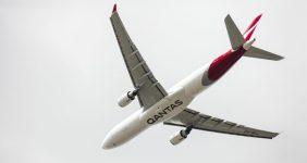 Qantas London Australia