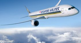 Boeing Dreamliner Singapore Airlines — Boeing Company