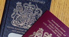 The Brexit blue passport will be printed in France – jax10289 / Shutterstock Brexit blue passports France