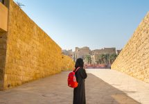 Saudi Arabia female travellers — Victor Jiang / Shutterstock