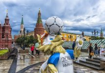 The World Cup Fan IDs will also act as a visa to enter Russia – Evdoha_spb / Shutterstock