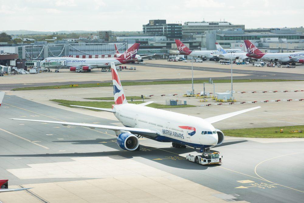 British Airways will launch their Gatwick-Toronto service next week — William Perugini / Shutterstock