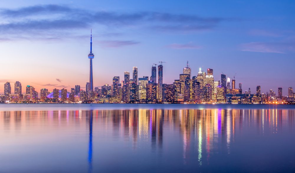 """The arrival in Toronto is scheduled to 2.25 pm, giving the passengers an opportunity to """"explore the city or attend business meetings"""" — Shutterstock"""