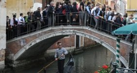 Venice to introduce temporary restrictions while expeting large crowds over the May Day weekendBumble Dee / Shutterstock