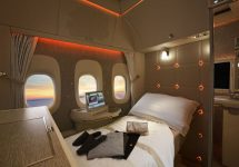 Emirates are set to unveil their fully enclosed First Class Private Suite — Emirates First Class Private Suite Emirates