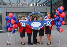 Delta celebrates 40th year of flying to the UK – Delta