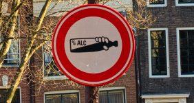Amsterdam fines tourists for antisocial behaviour