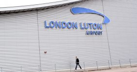 Hundreds of thousands of passengers travelling in or out of the Luton Airport over the Bank Holiday weekend may face disruptions as union members from a range of position are planning an industrial action over pay and zero hours' contracts — ChameleonsEye / Shutterstock