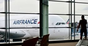 """Country's economy minister has warned the carrier could """"disappear"""" if the unions don't support the reforms — roibu / Shutterstock Air France may """"disappear"""" amid strikes Air France may """"disappear"""" amid strikes, minister says"""