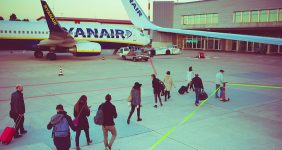Ryanair might change cabin bag rules. Again