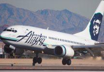Alaska Airlines get rid of plastic straws
