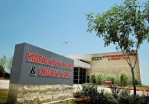 World's first airport emergency room opens Dallas Code 3 Emergency Partners opened the first Freestanding Emergency Room & Urgent Care on Airport property in the U.S at 2390 Innovation Drive near DFW Airport Headquarters. Photo by: Jennifer Christoferson (PRNewsfoto/Code 3 Emergency Partners, LLC)
