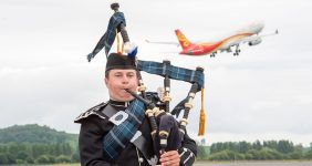 Hainan Airlines launch first direct route between Edinburgh and Beijing