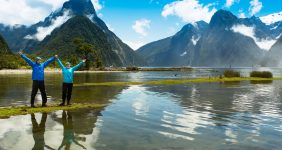 Foreign tourists to pay double when hiking New Zealand's great walks – Shutterstock