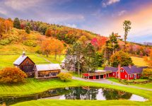 Vermont will pay $10,000 to Americans willing to become residents – Shutterstock