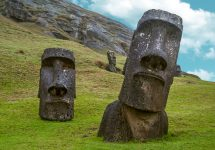 Easter Island to limit duration of stay for tourists Moai statues