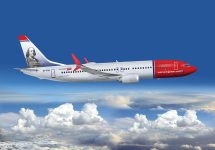 Norwegian adds Boeing 737 MAX to Gatwick fleet