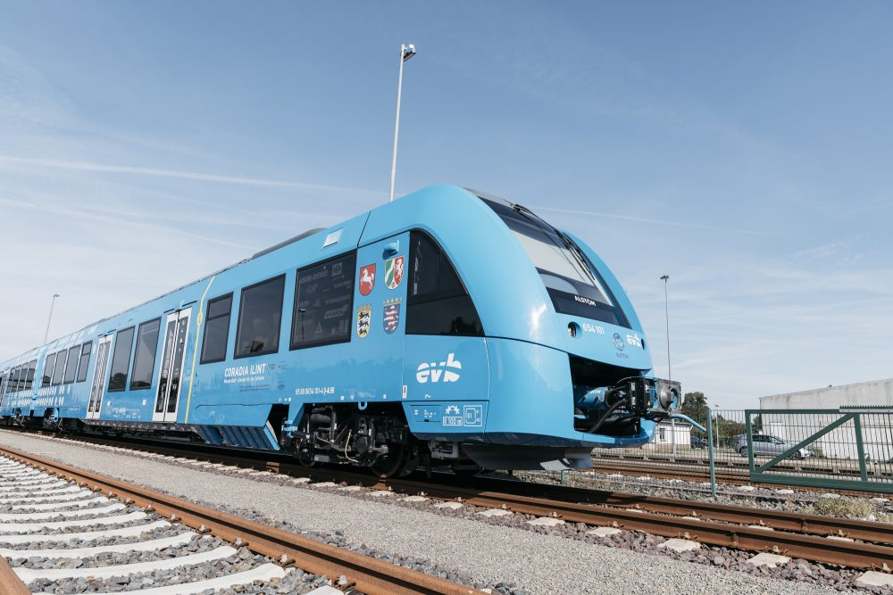 Germany has launched zero-emission hydrogen-powered train service ― René Frampe /Alstom