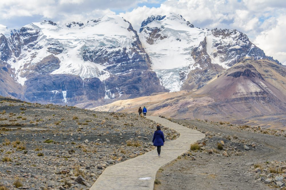 Huascarán is the highest mountain in the tropics and can take up to a week to climb — Shutterstock 9 best things to do in Peru
